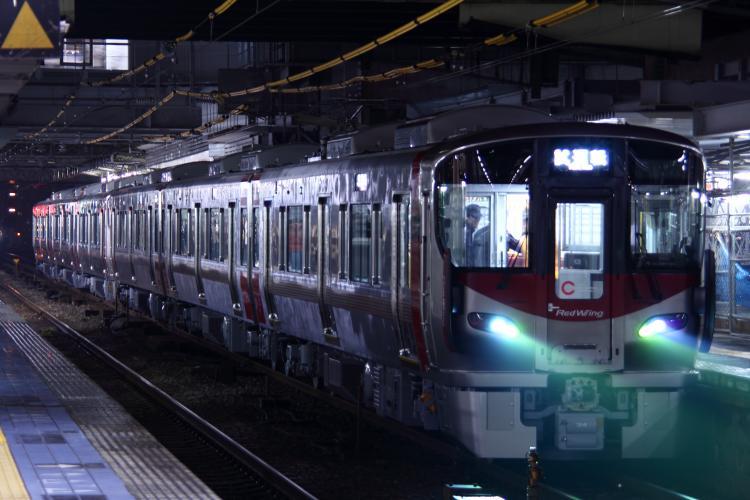 227系A-33+34 広島