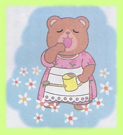 森のおはなし クマ 母 2
