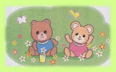 森のおはなし クマ 赤ちゃん 2