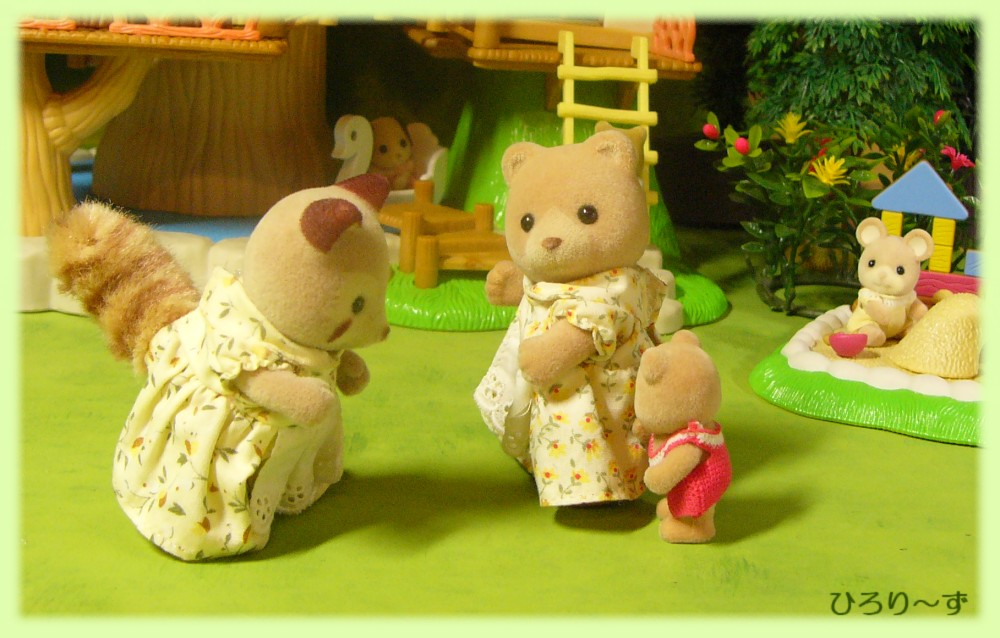 おはなし クマの赤ちゃん 赤ちゃん広場 1