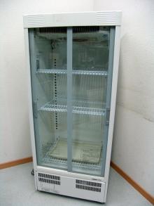 スライド扉冷蔵ショーケース
