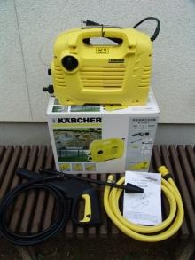 KARCHER ケルヒャー 家庭用高圧洗浄機 K2 021