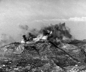 モンテ・カッシーノ爆撃