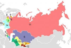 ソビエト連邦消滅