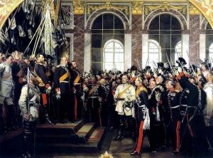 ドイツ帝国成立