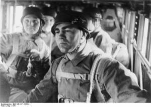 降下猟兵マックス・シュメリング