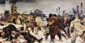 レニングラード包囲戦終了