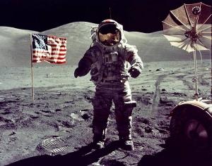 アポロ17号、人類最後の月面活動