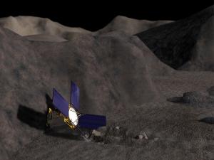 小惑星探査機「NEARシューメーカー」