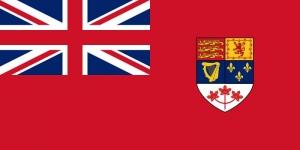 旧カナダ国旗
