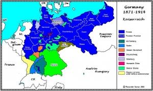 ドイツ帝国領