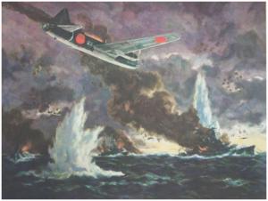 レンネル島沖海戦