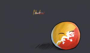 ブータンボール