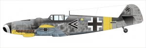 Gerhard Barkhorn  Bf109G