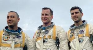 殉職したアポロ1号乗組員