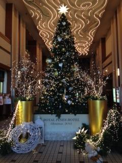 よみうり浦和クリスマスツリー