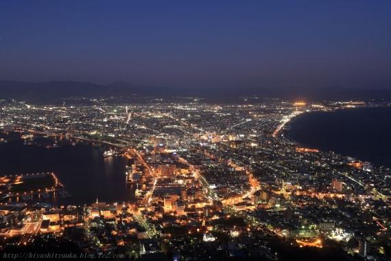 函館夜景ーS-N