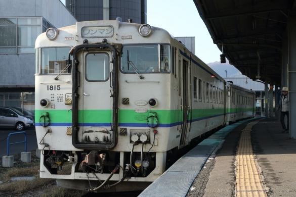 函館本線ーS-N
