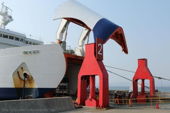 津軽海峡フェリー乗り場2ーS-N