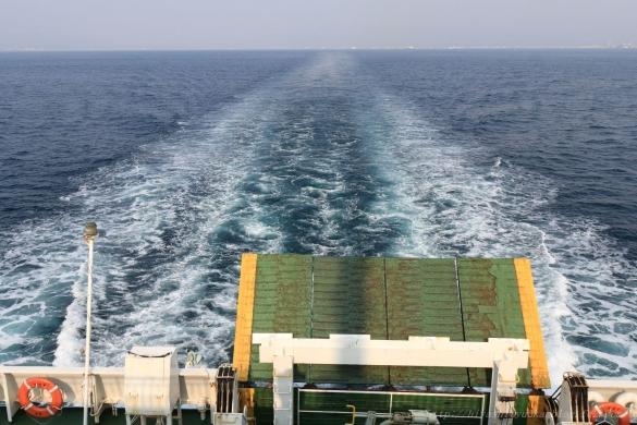 津軽海峡ーS-N