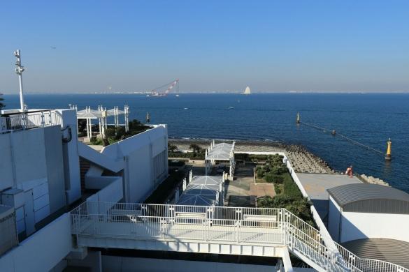 海ほたるから羽田空港方向ーSN