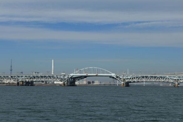 荒川河口橋ーSN