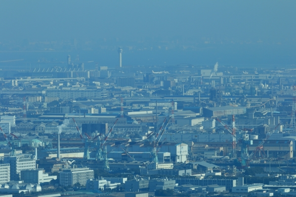 羽田空港ーS