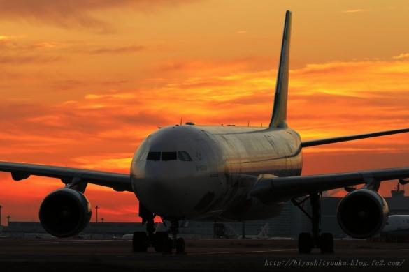 エバー航空 Airbus A330-302X