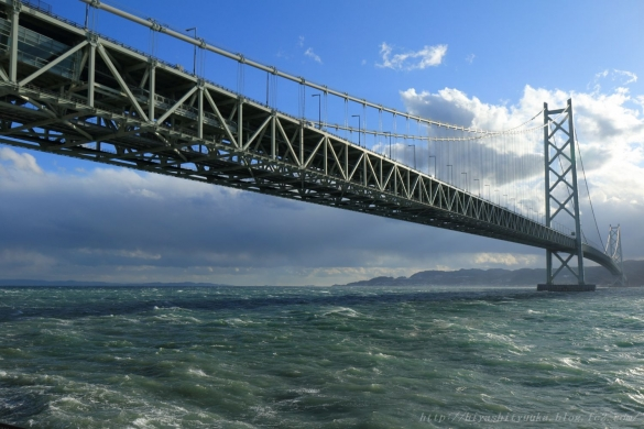 明石海峡大橋ーSN