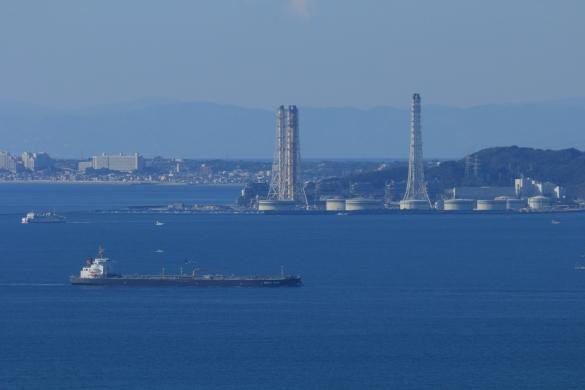東電横須賀火力発電所ーS