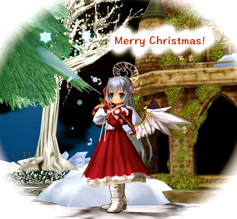 MerryCristmas_みんなへ