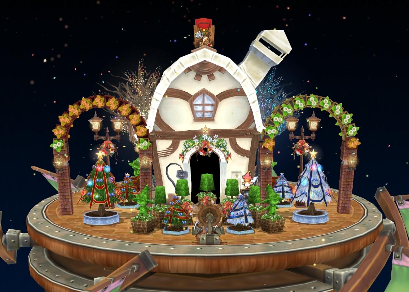 03-1クリスマスレストラン
