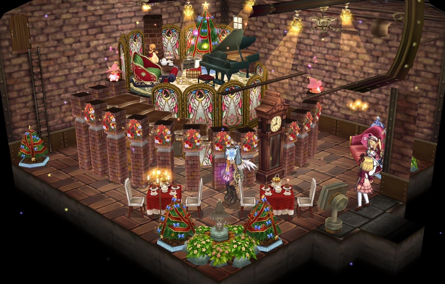03-2クリスマスレストラン