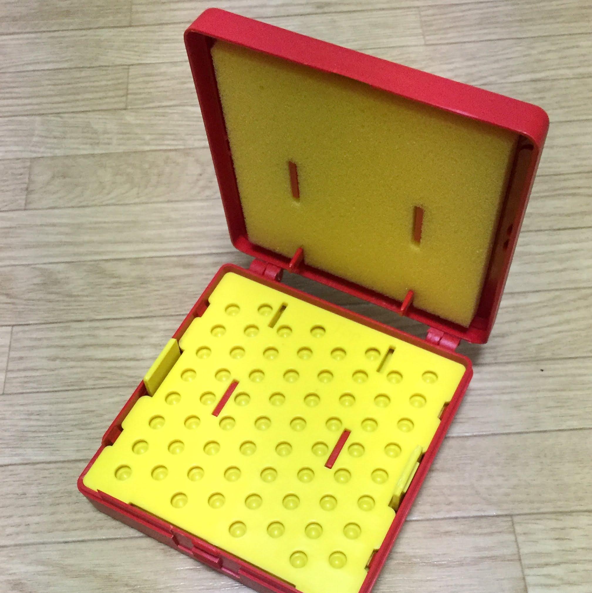 空気銃弾丸用ボックス[2016年2月]