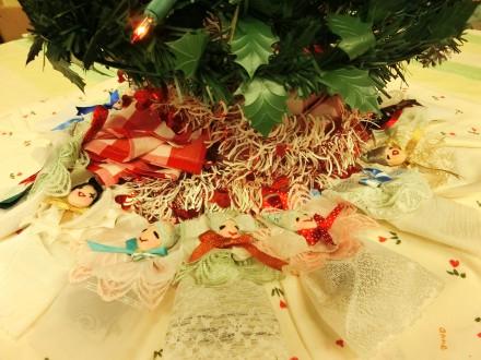 大家さんに頂いたクリスマスの飾り2