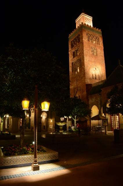 モロッコ館1
