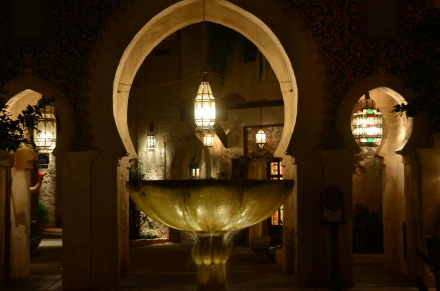 モロッコ館2