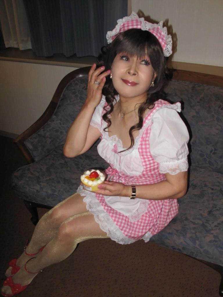 101216苺メイド(2)