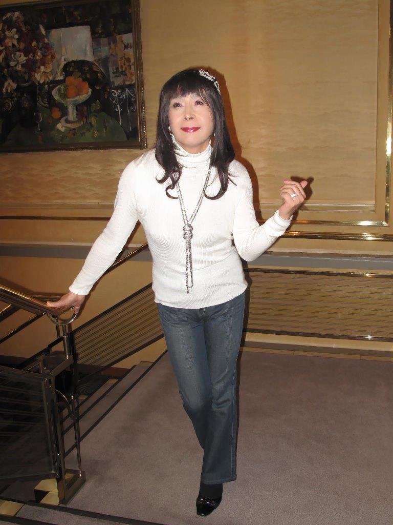 京都国際ホテル階段(2)