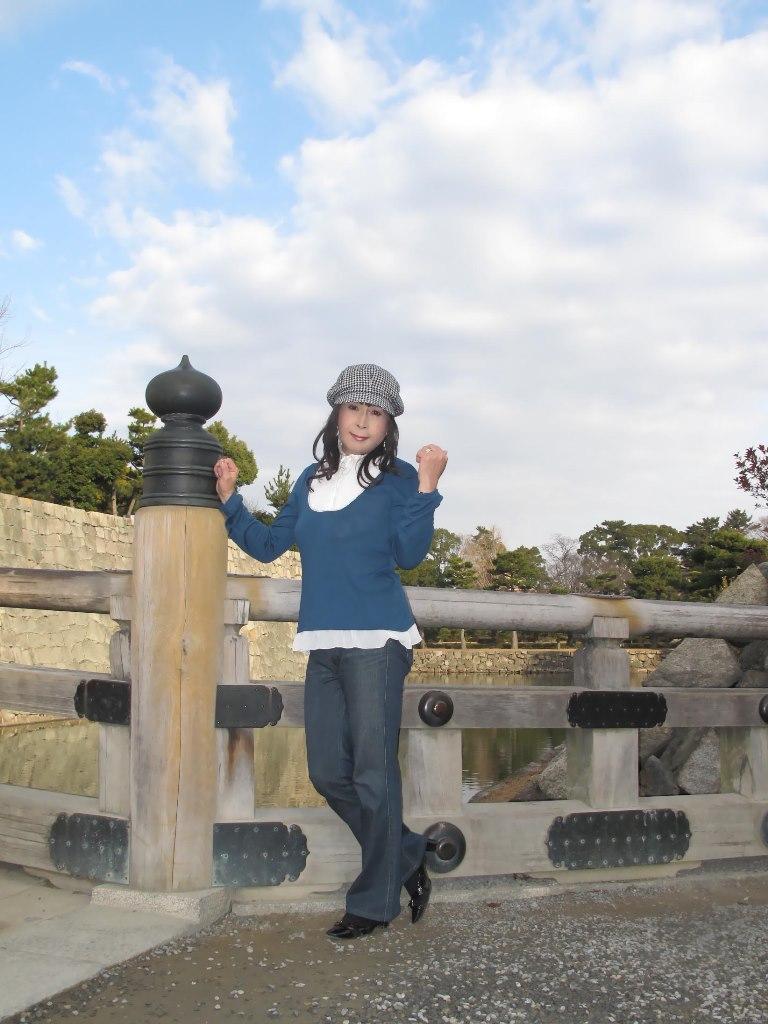 二条城にて(5)