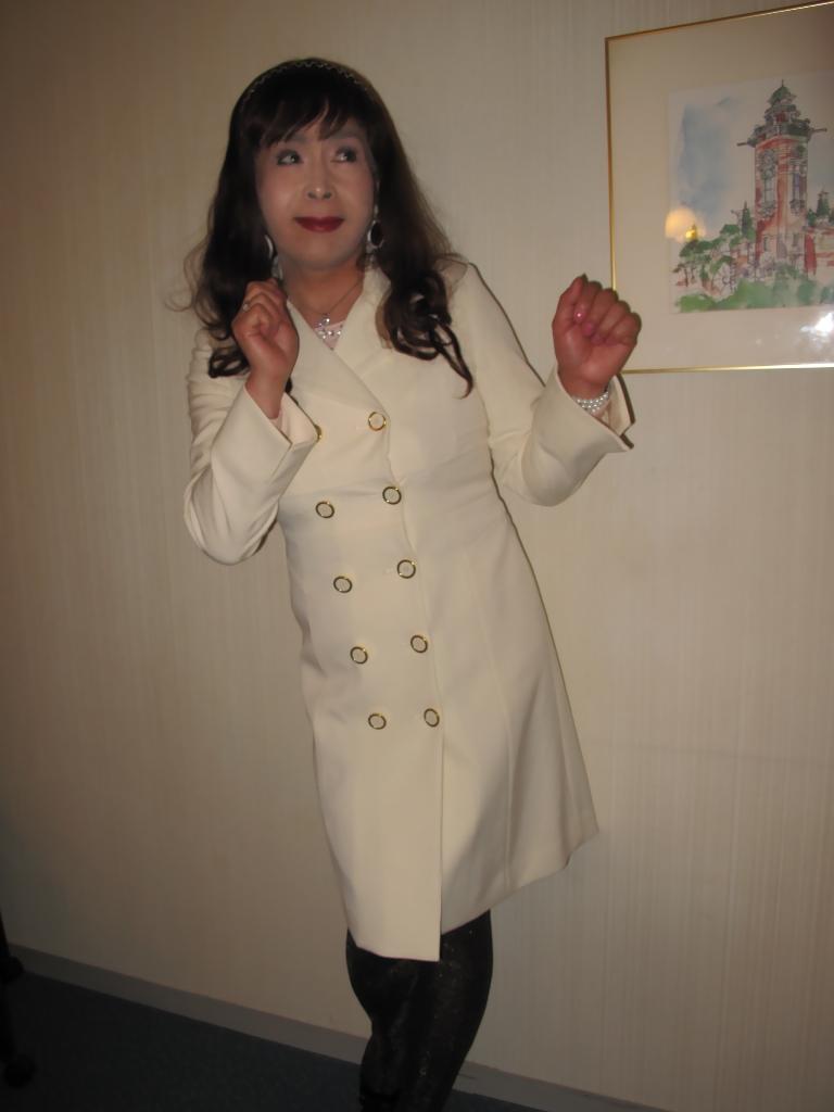 白ドレスコート室内(1)