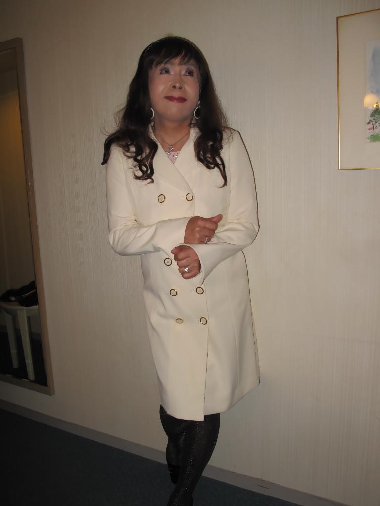 白ドレスコート室内(2)