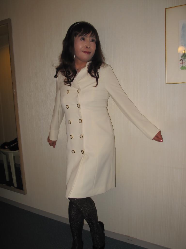 白ドレスコート室内(3)