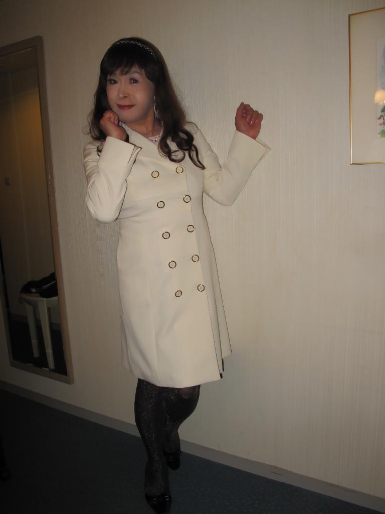 白ドレスコート室内(5)