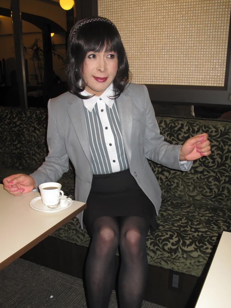 秋葉原グレージャケット(2)