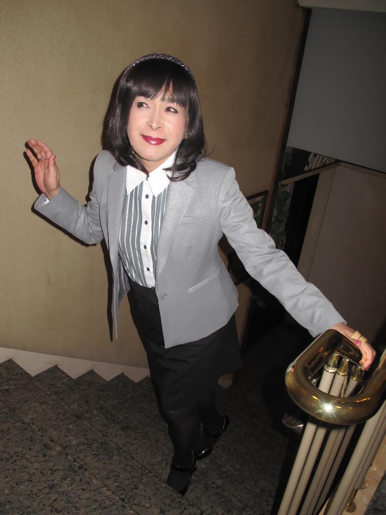秋葉原グレージャケット(5)