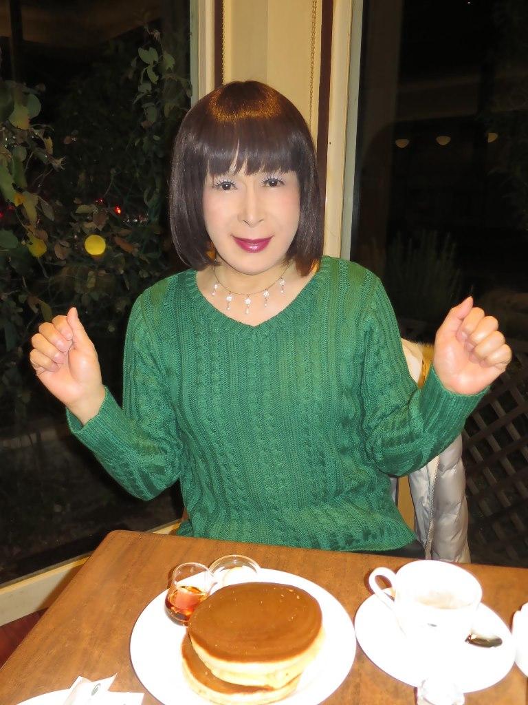 緑セーター珈琲館(4)