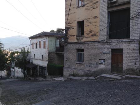 旧市街地の斜面2