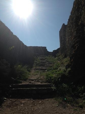 ジロカストラ城1