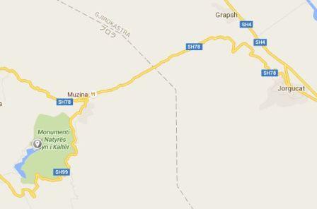 ブルーアイ地図